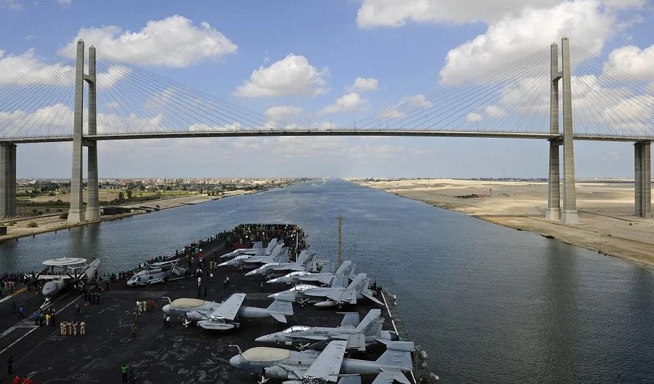 Suez Canal - Conqueror