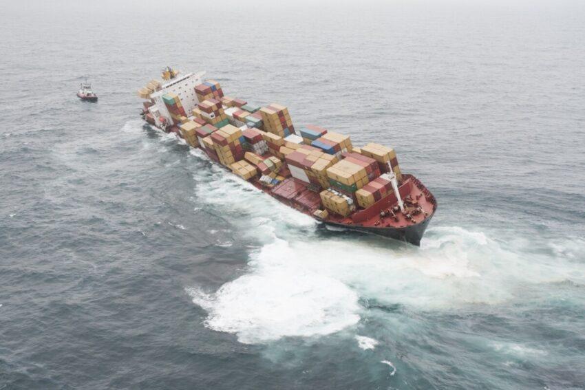 Shipping Container - Conqueror