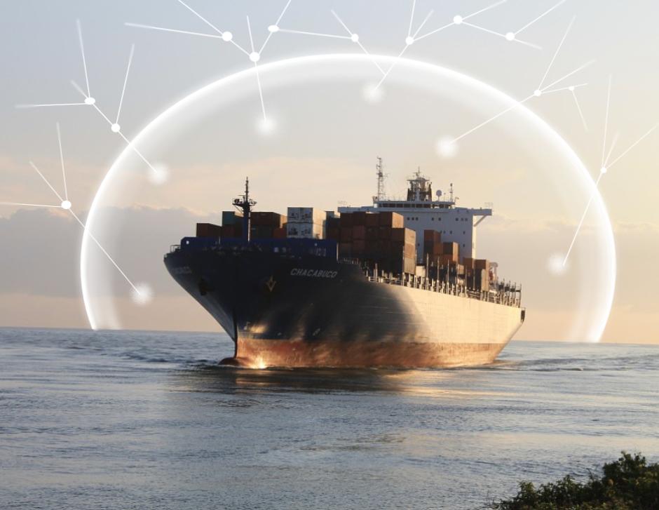 Ocean-shipping-industry-Digitization