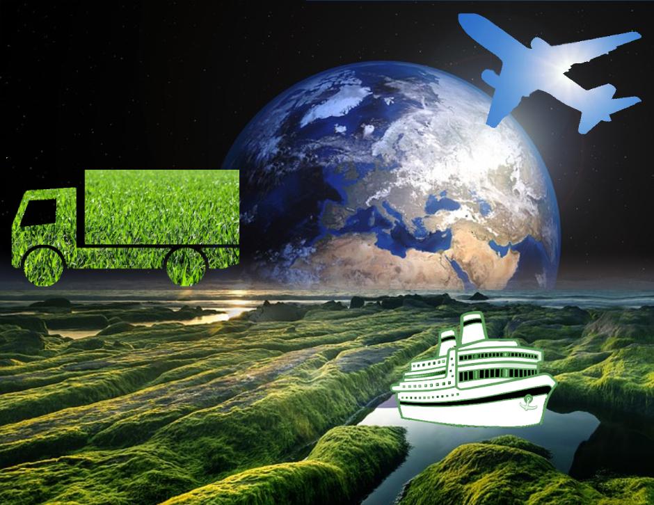 Green transportation and logistics industry
