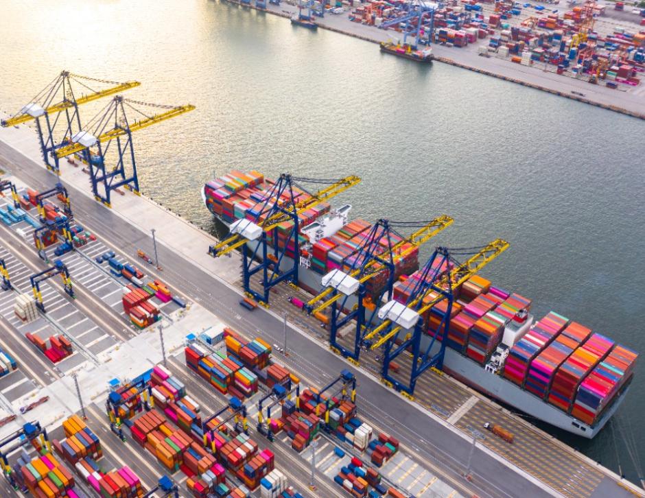 Ocean Shipping Industry