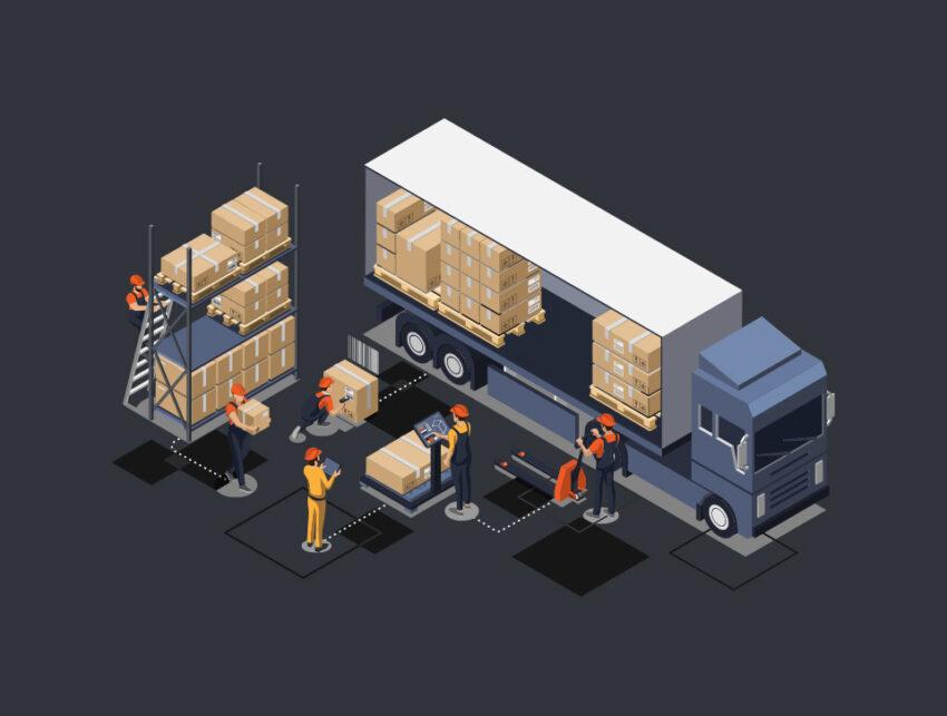 Logistics Industry - Conqueror