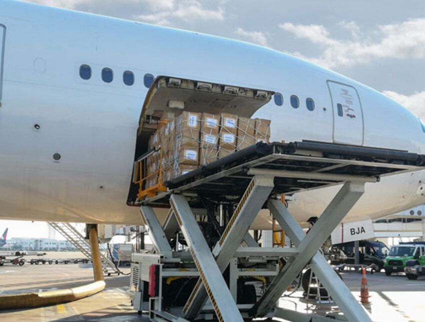 Air Freight Industry - Conqueror