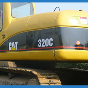 CQR Chongqing ships 22 ton crawler excavator