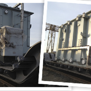CQR Almaty transports transformers from China to Kazakhstan
