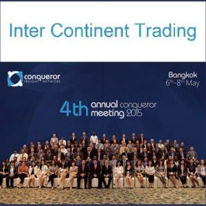 Freight forwarders cooperate to conquer the world- Inter Continent Trading