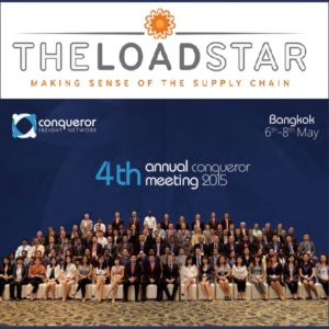 Freight forwarders cooperate in Bangkok for Conqueror Freight Network