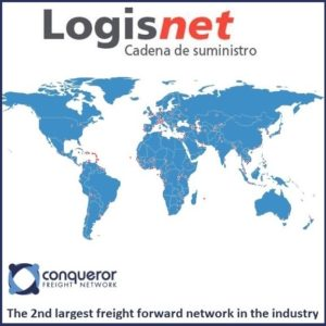 Logisnet: Conqueror- 2nd largest freight forwarder network