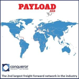 Payload Asia: Conqueror Freight Network adds a new member in Georgia