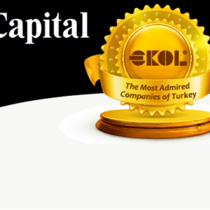 CQR Istanbul named most admired logistics company in Turkey