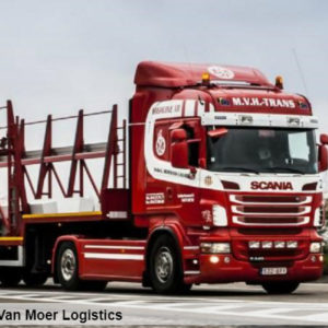 CQR member in Antwerp moves into top gear with increased road fleet