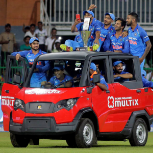 CQR Kandla/Mundra hits one out the park for 2017 India Vs. Sri Lanka Cricket Test Series!
