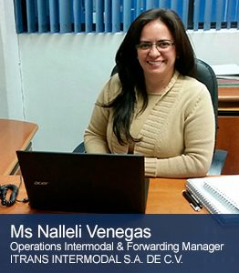 NEW OPERATIONS INTERMODAL & FORWARDING MANAGER FOR CQR MEXICO CITY