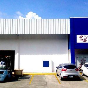 CQR PANAMA CITY OPENS NEW WAREHOUSE