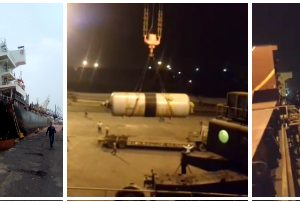 SEA FREIGHT SHIPPING AND LOGISTICS PVT LTD USES LOW-BED VEHICLES TO MOVE BREAK-BULK PROJECT CARGO