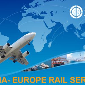 CQR Chengdu starts weekly rail service to Europe