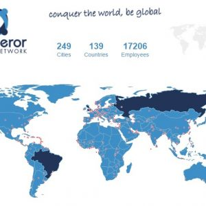 Conqueror establishes itself as the 2nd largest freight forwarding network