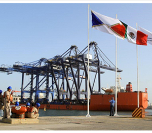 CQR Veracruz assists in port development