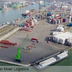 CQR Antwerp take over the 50% of ATO terminal shares in port of Antwerp