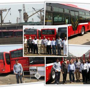 200 buses