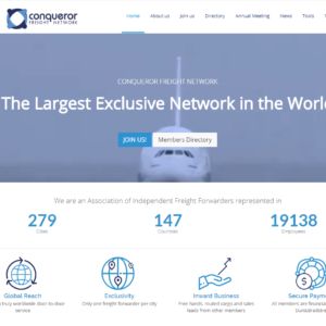 Conqueror launches a new redesigned website to enhance the productivity of the members