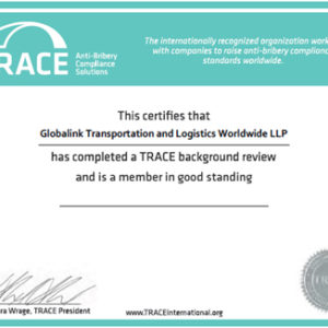 CQR Almaty becomes TRACE certified