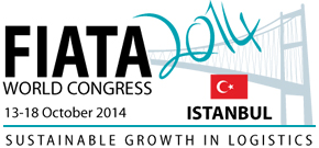 Conqueror's exclusive agent in 6 cities across Turkey main sponsor at FIATA World Congress 2014