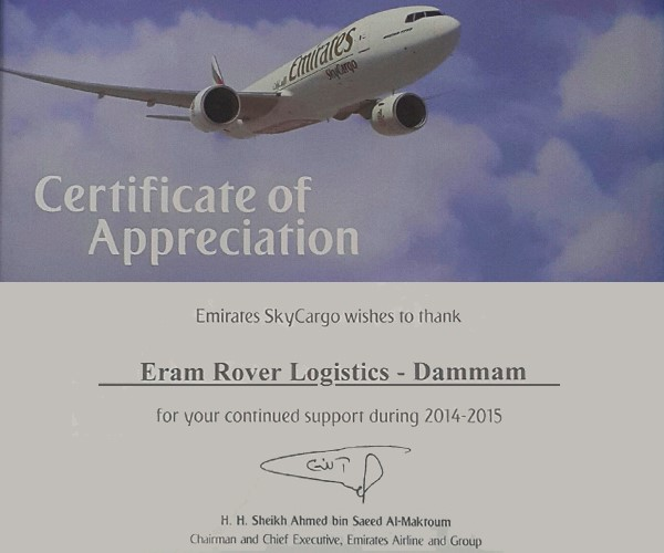 air freight and logistics services