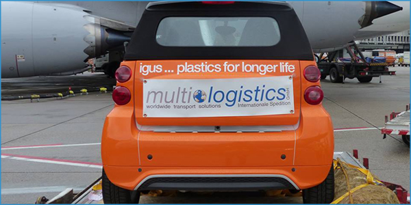 logistics business partner