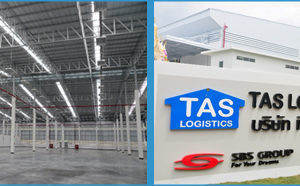 CQR Bangkok opens 4 new warehouses