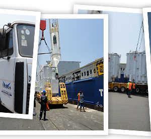 CQR Takoradi ships 85 MT electrical transformers