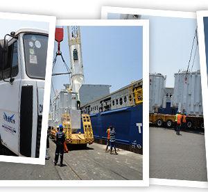 CQR Takoradi ships 85 MT electrical transformers