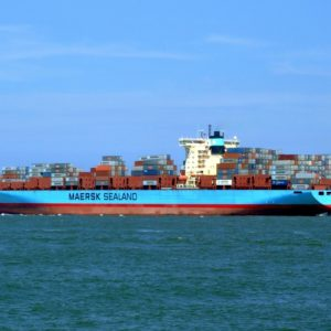 Maersk expects carrier competition to narrow down to just three international companies