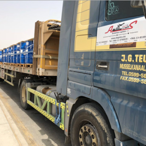 Conqueror member in Jeddah successfully moves 66,000 Kg of air cargo