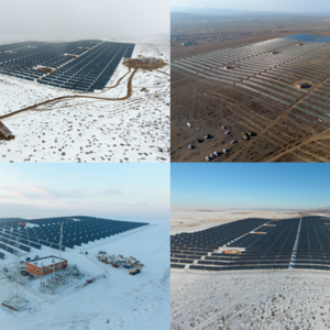 CQR Ulaanbaatar handles the haulage of Mongolia's first ever large-scale solar power project