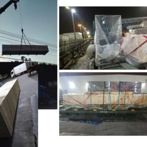 CQR Hangzhou successfully hauls 9 complex project shipments from China to Manila against all odds