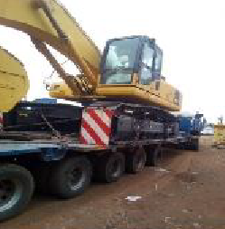 Blink Logistics has become the logistics service provider for the upgrade of Masindi Oil Roads