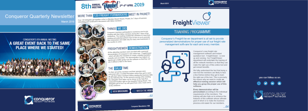 best freight forwarder network