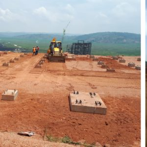 Conqueror Porto won a project to ship electrical substations to 3 sites in Rwanda for distributing electricity to the remote areas of the country