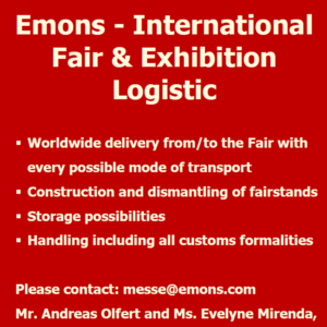 Conqueror member in Munich and Stuttgart, Germany, opens up a Fair and Exhibition Department at their Stuttgart office