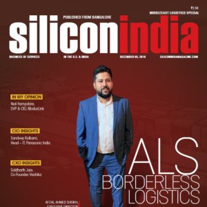 ALS Borderless Logistics gets featured in the December edition of Silicon India Magazine!