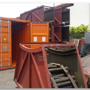 Conqueror Port Klang ships more than 40 TEU of cargo for a partnership project with Conqueror Guatemala City