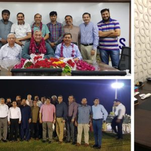 The CEO of CQR Sialkot gets promoted as the Vice Chairman of Pakistan International Freight Forwarders Association (PIFFA)