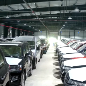 Conqueror Ulaanbaatar creates a modern and well equipped warehouse
