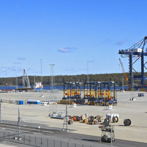 Conqueror Stockholm to establish terminal operations at Norvik Port in Stockholm