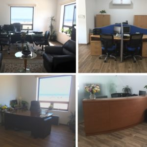 Conqueror Manama relocated to a new bedecked office space earlier this year