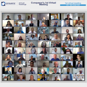 First-ever Virtual Event held by Conqueror Freight Network yields a remarkable outcome