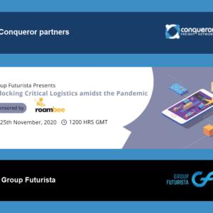Conqueror partners with Group Futurista