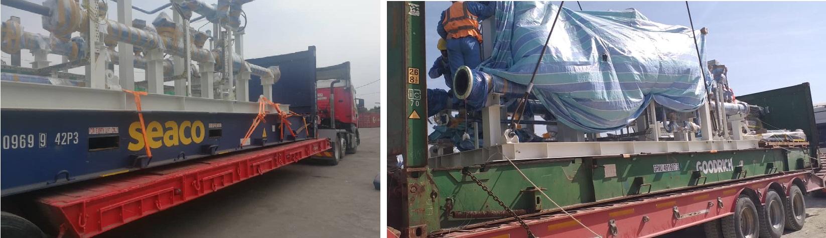 international logistics service provider