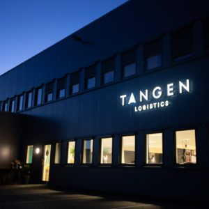 Tangen Logistics celebrates their 20th Anniversary